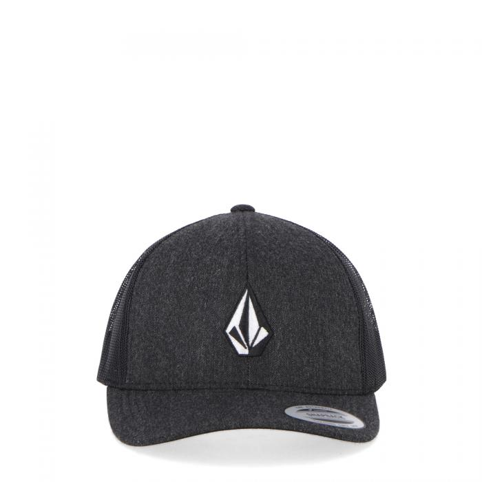volcom cappelli charcoal heather