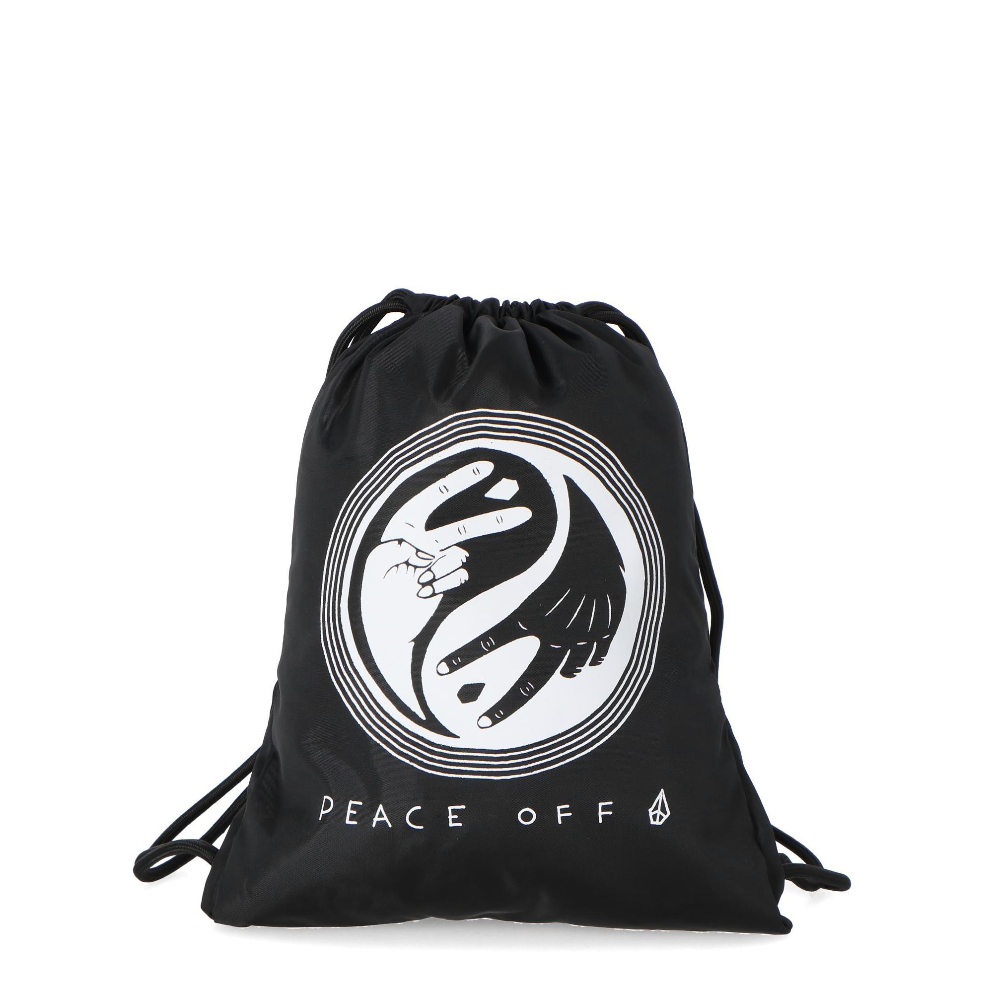 fe3bdbc4420 Volcom Easysack Bag Black | Treesse