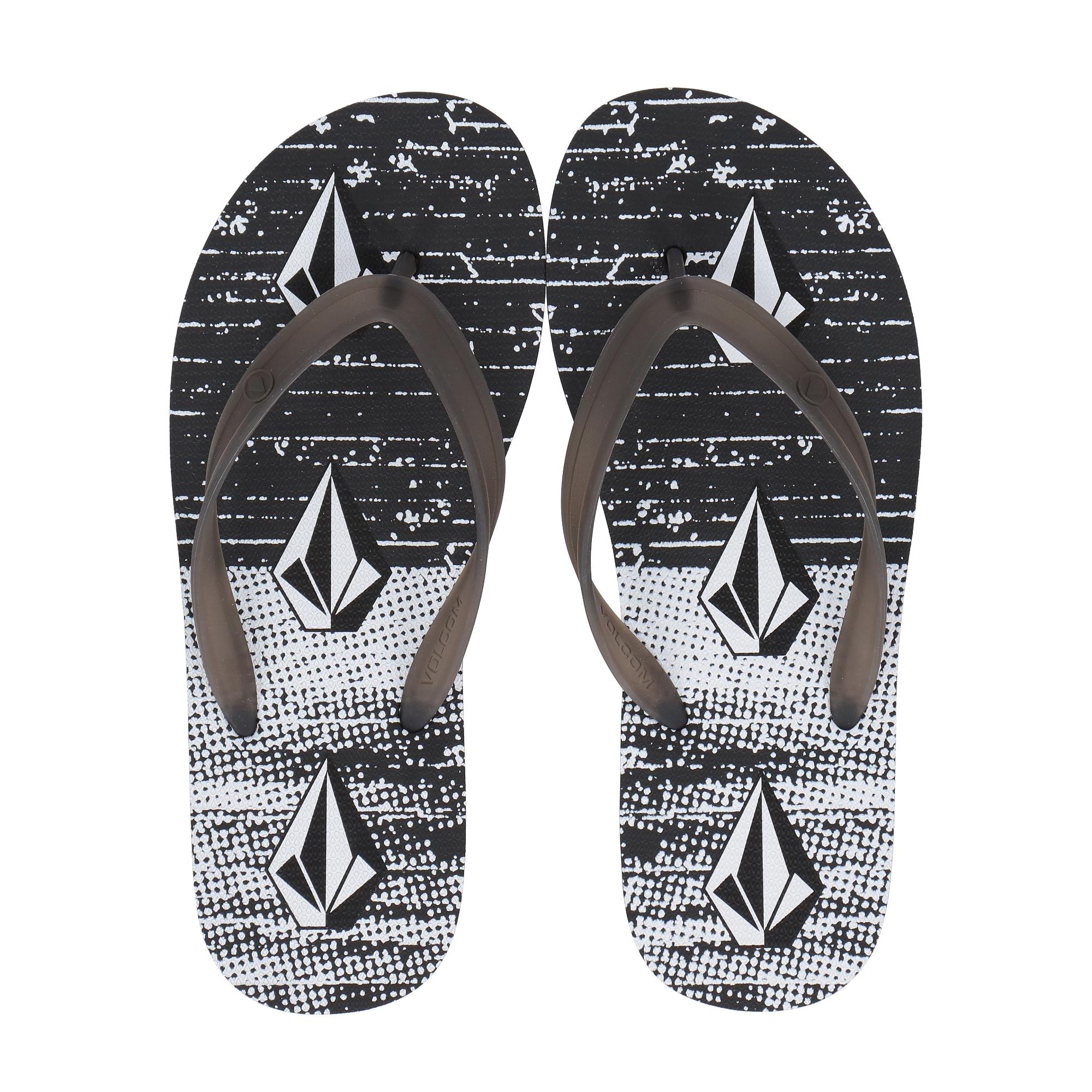 Volcom Rocker 2 Sandal Black white