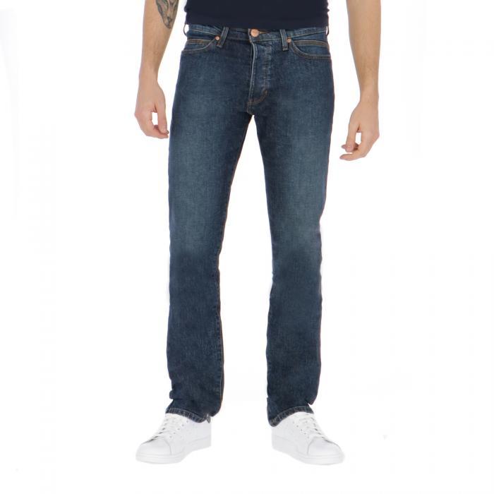 wrangler pantaloni dark bower