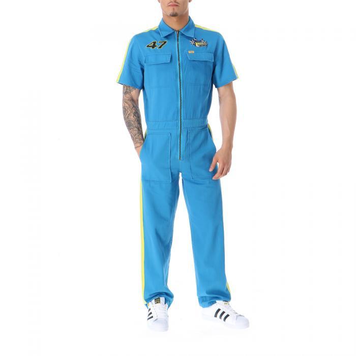 wrangler pantaloni mediterranean blue