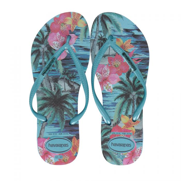havaianas infradito blue splash