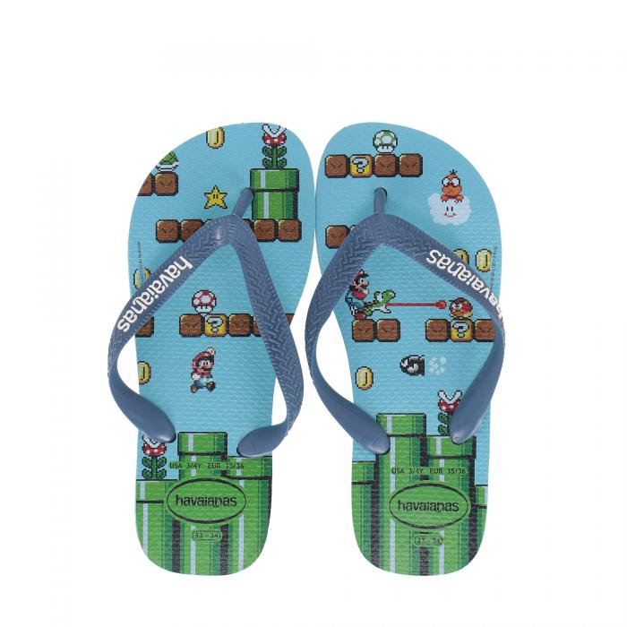 havaianas sandali e ciabatte blue splash