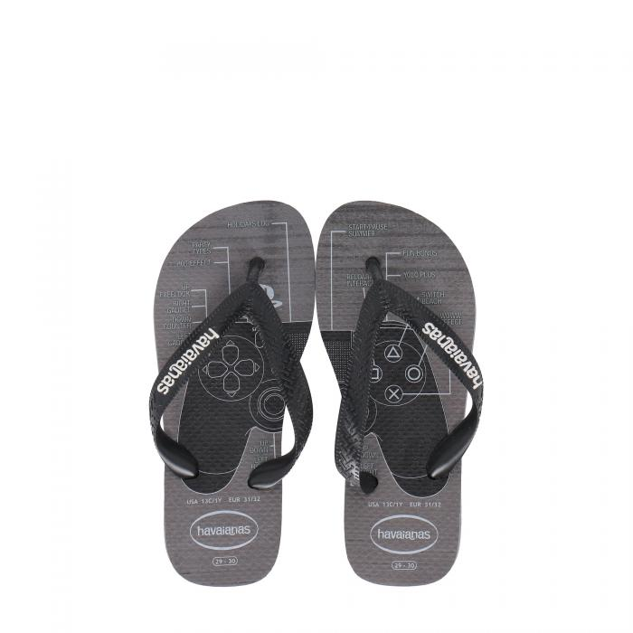 havaianas sandali e ciabatte steel grey