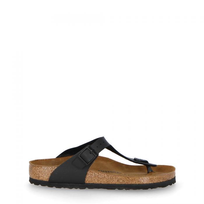 birkenstock sandali e ciabatte black