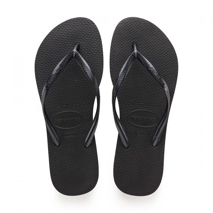 havaianas sandali e ciabatte black