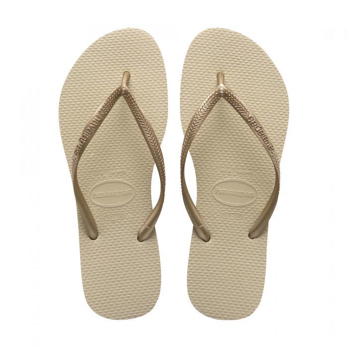 havaianas sandali e ciabatte sand grey/ light golden