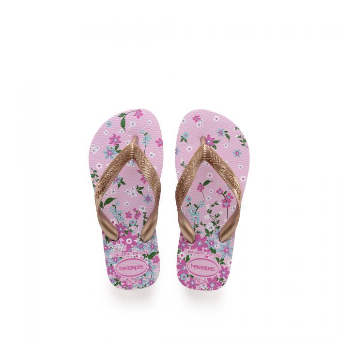 havaianas sandali e ciabatte rose/silver/dark
