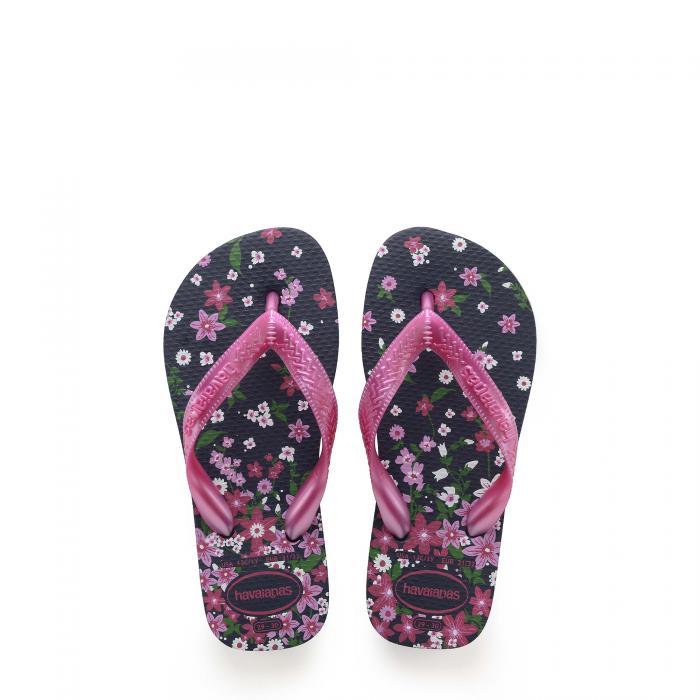havaianas sandali e ciabatte navy/pink