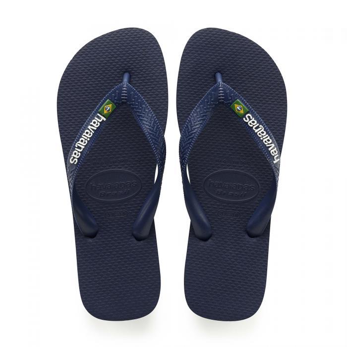 havaianas sandali e ciabatte navy blue