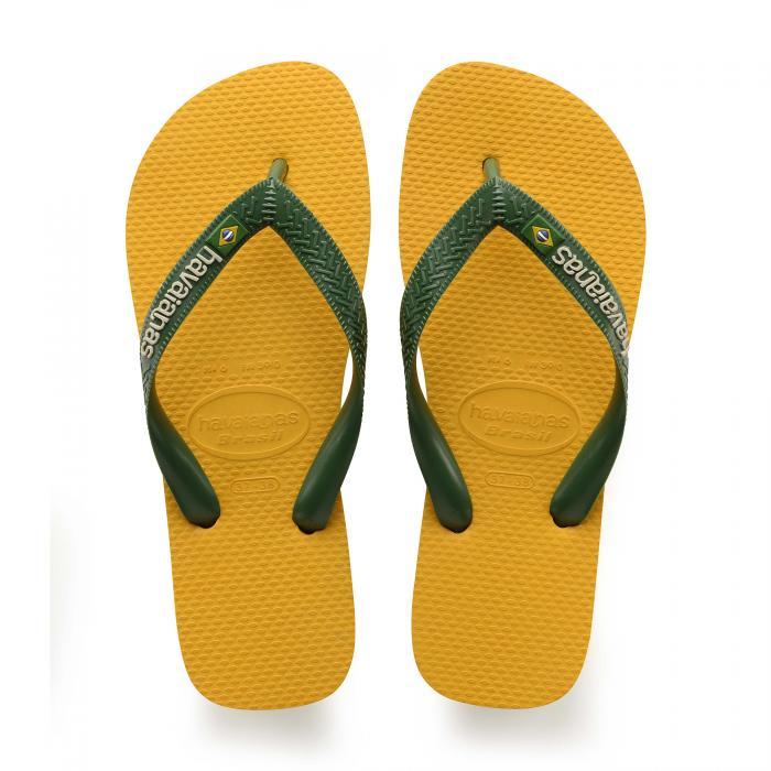 havaianas sandali e ciabatte banana yellow