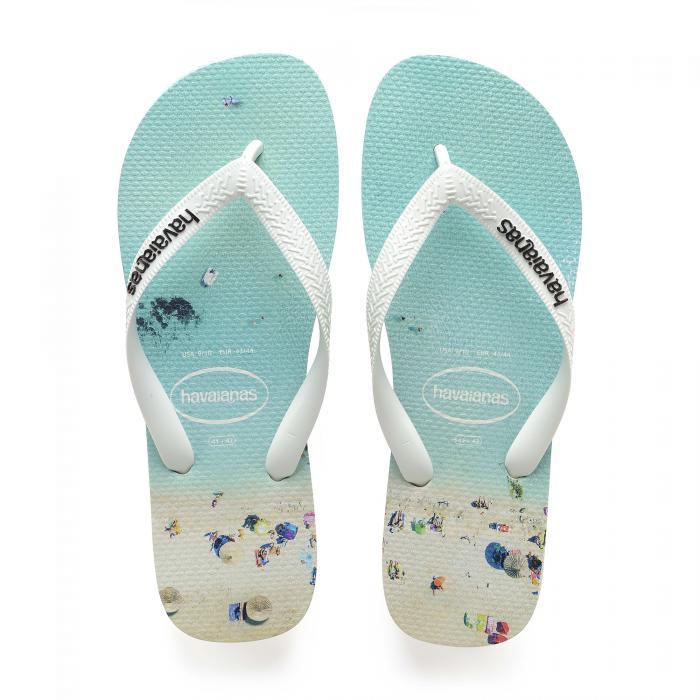 havaianas sandali e ciabatte white/water