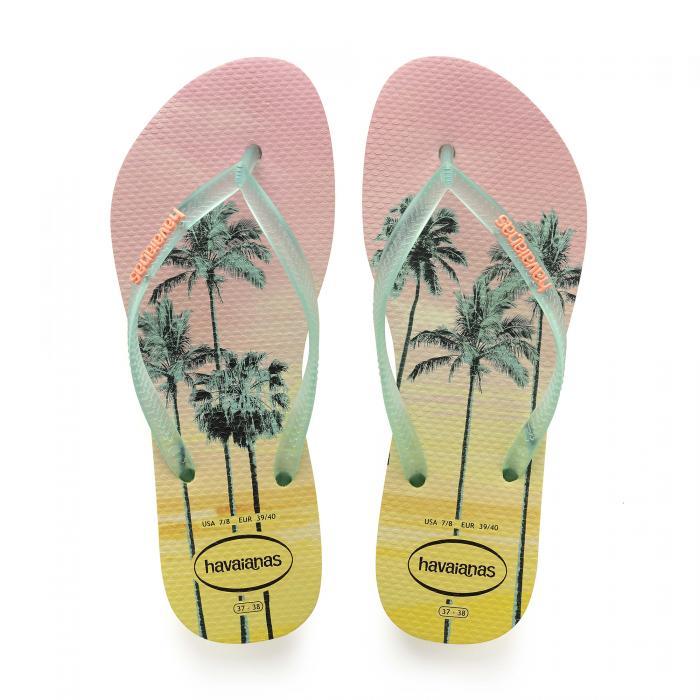 havaianas sandali e ciabatte pollen yellow