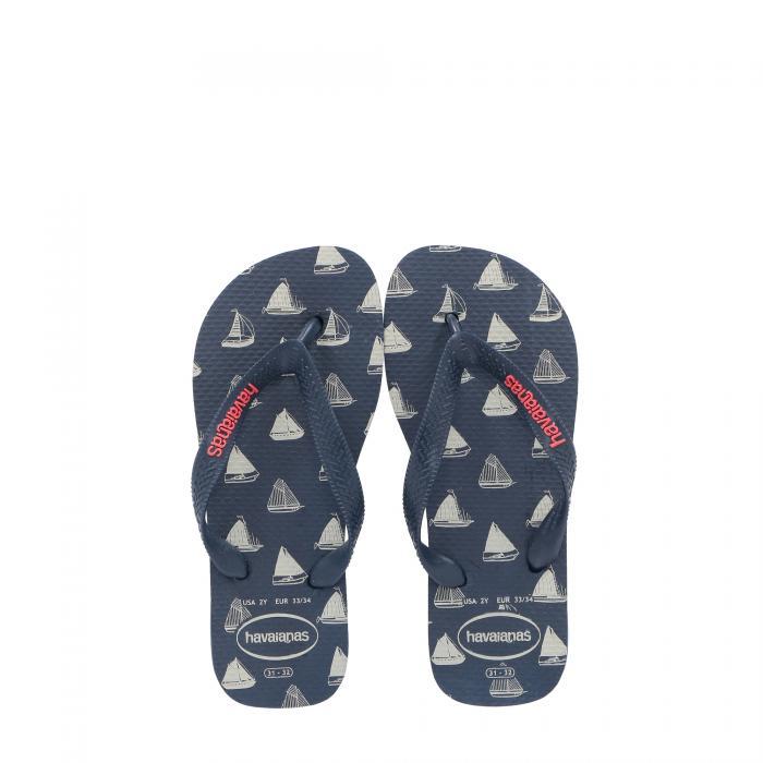 havaianas sandali e ciabatte navy blue/navy blue