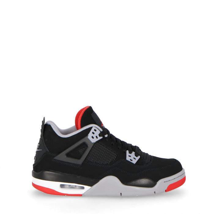 jordan scarpe lifestyle black fire red grey white