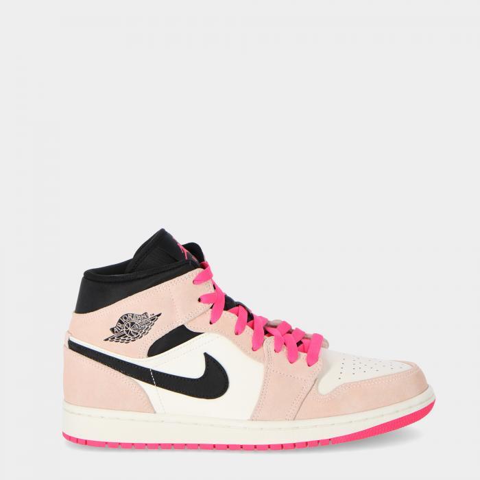 jordan scarpe basket crimson tint hyp pink blk sail