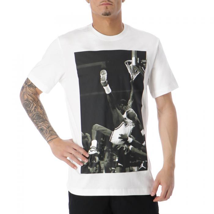 jordan t-shirt e canotte white