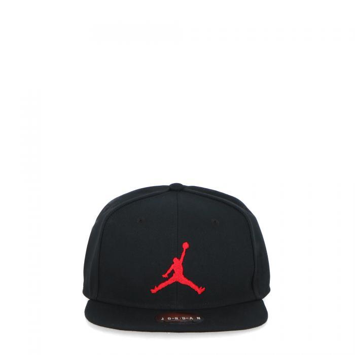 jordan cappelli black gym red