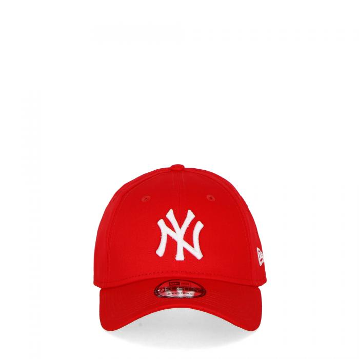 new era cappelli red white