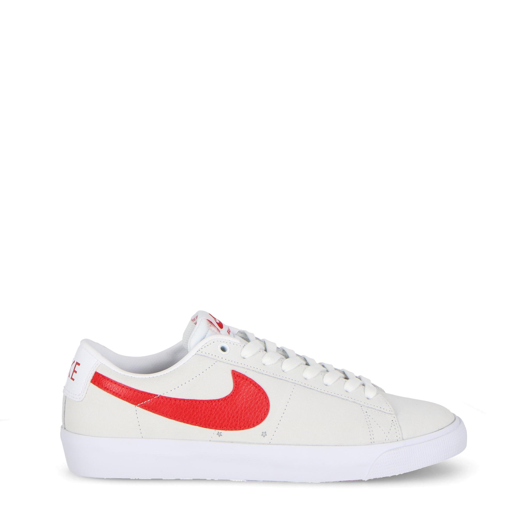 online store 7e0f6 4f869 Nike Sb Blazer Low Gt White university red