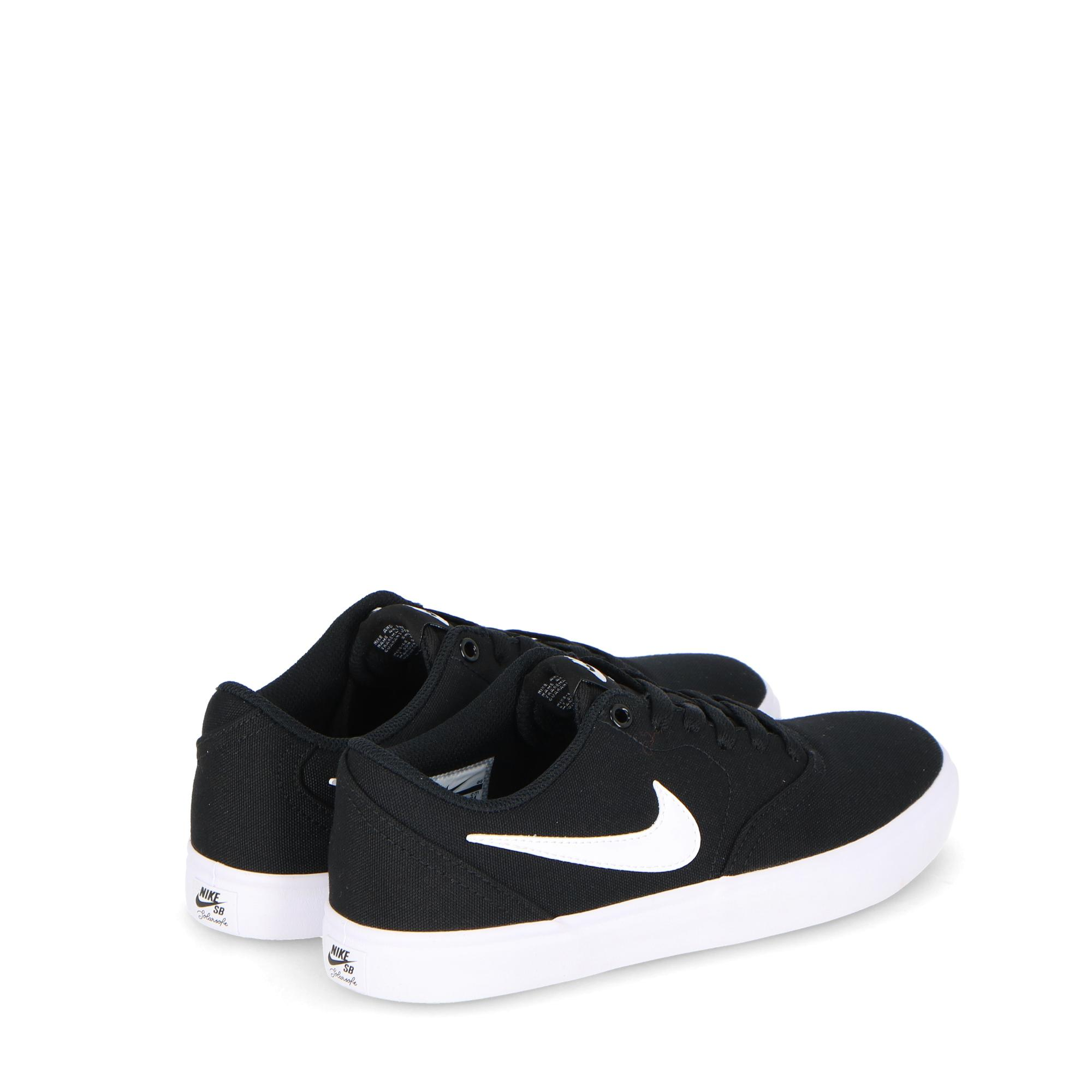san francisco 98af2 b2b73 Nike Sb Check Solar Canvas Black white