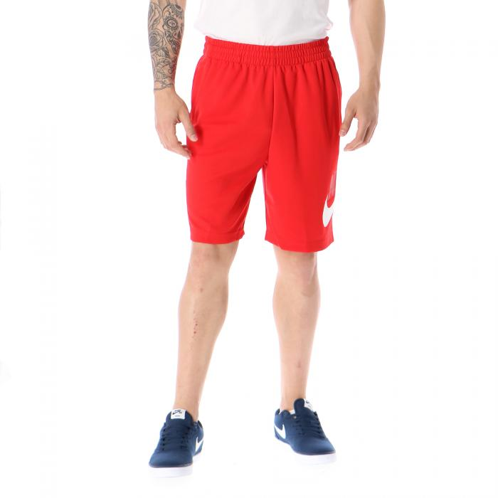 nike sb shorts university red white