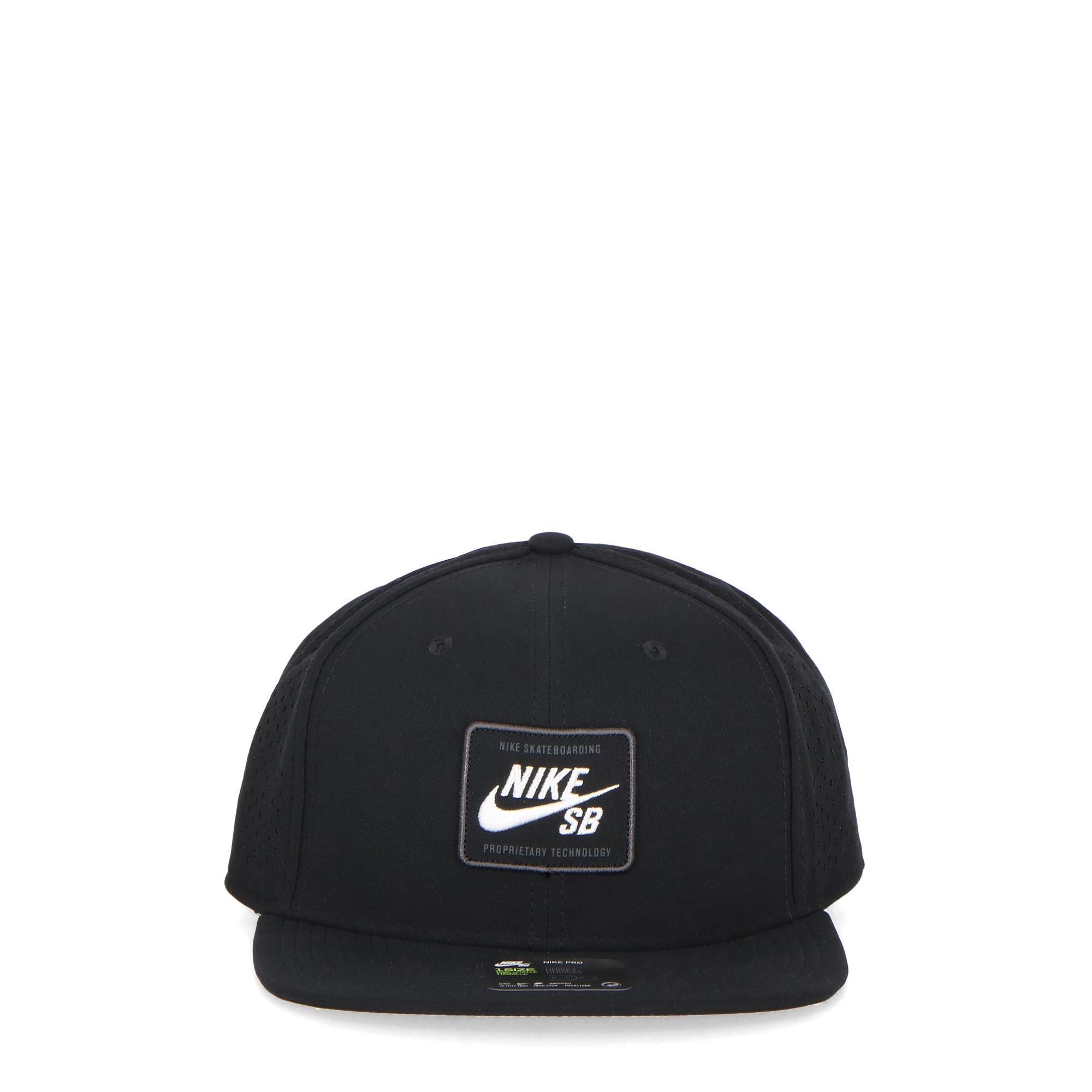 premium selection 7043f e8f3f Nike Sb Arobill Pro Cap 2.0 Black white