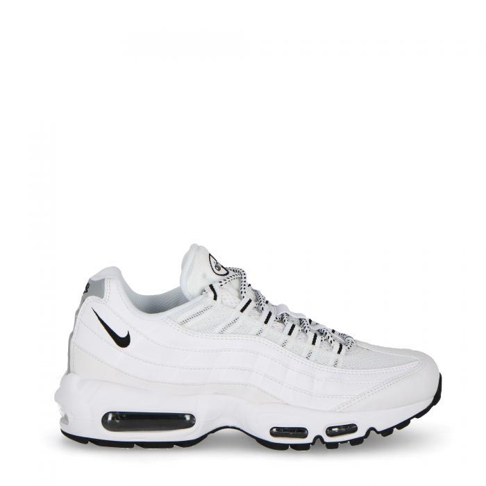 nike scarpe lifestyle white black