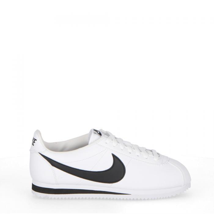 nike scarpe skate white black