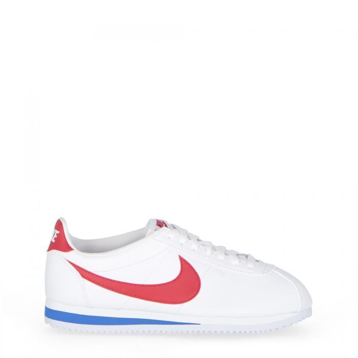 nike scarpe skate white red