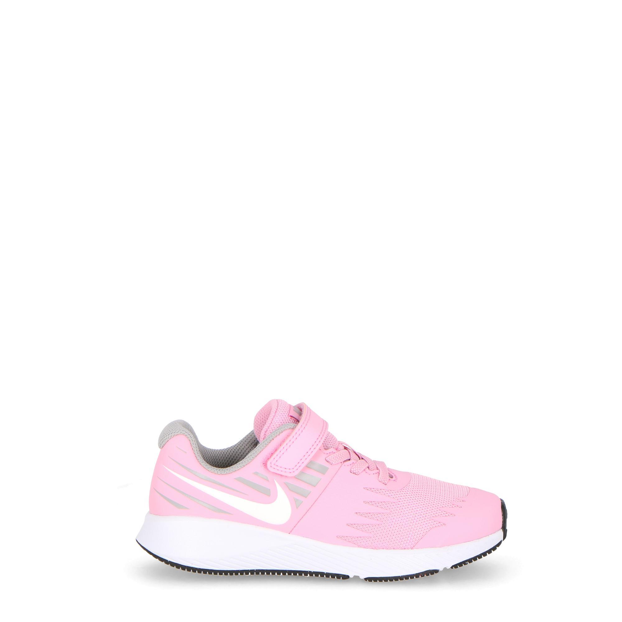 2ea54ad6 Nike Star Runner (psv) - Kids Pink Rise Wht Atmosphere Grey   Treesse