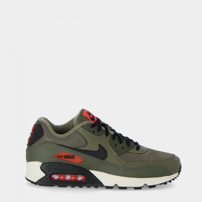 nike scarpe lifestyle medium olive black team ora