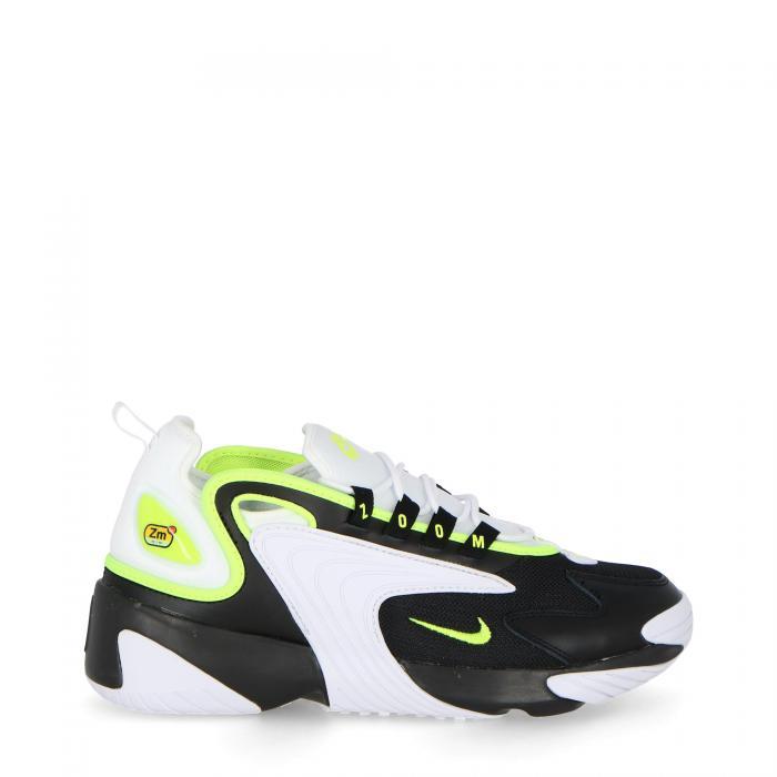 nike scarpe lifestyle black volt white