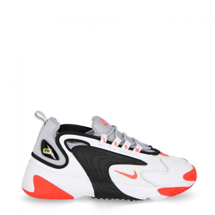 nike scarpe lifestyle white infrared 23