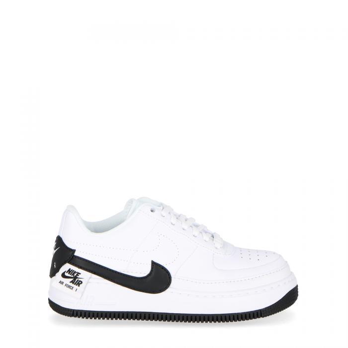 online store 2712f 73de1 nike scarpe lifestyle white black