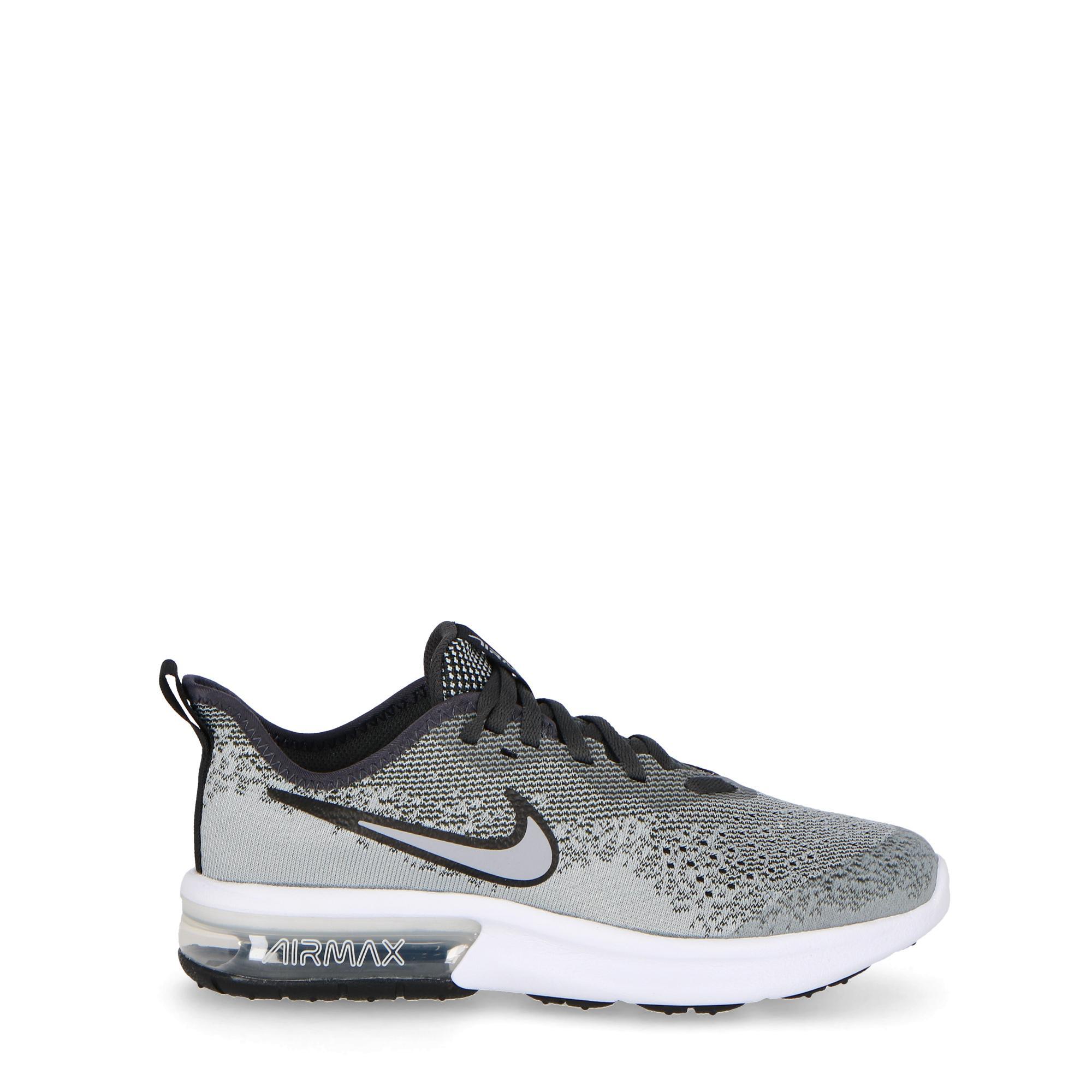 reputable site 57b5b ffc6e Nike Air Max Sequent 4 (gs) - Kids Wolf grey