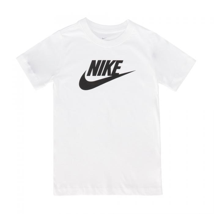 nike t-shirt e canotte white black