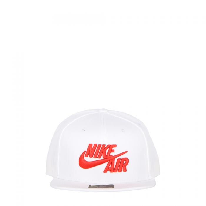nike cappelli white habanero red