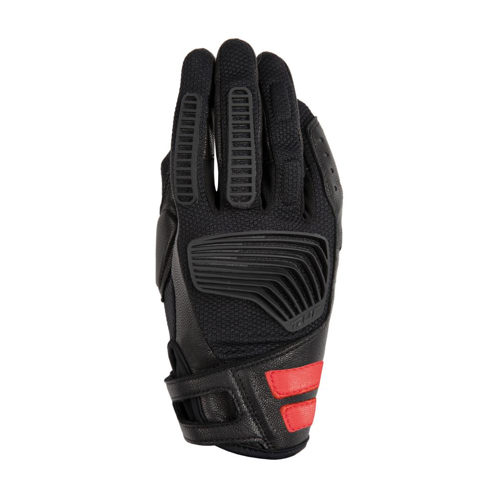 t.ur guante black-red