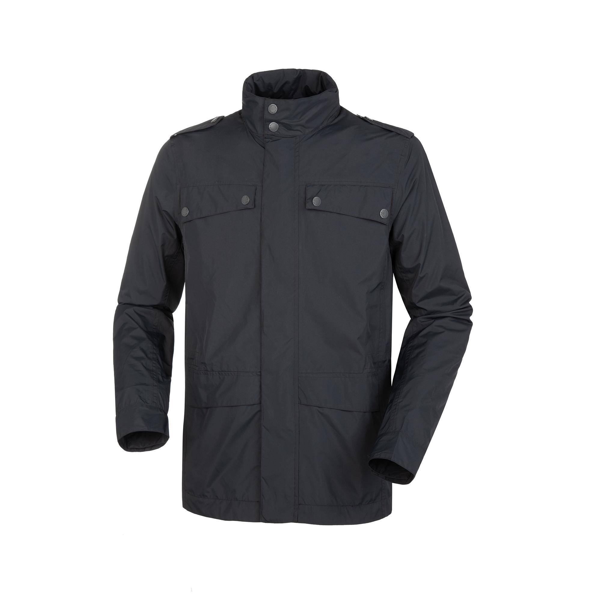Field Jacket Giorji Blu Scuro