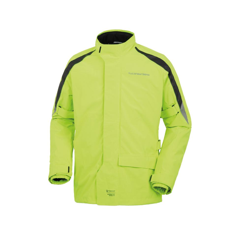 tucano urbano giacche e gilet nero–giallo fluo