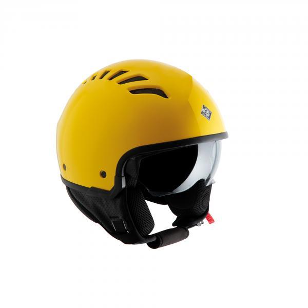 tucano urbano cascos y pantallas amarillo tucán brillo