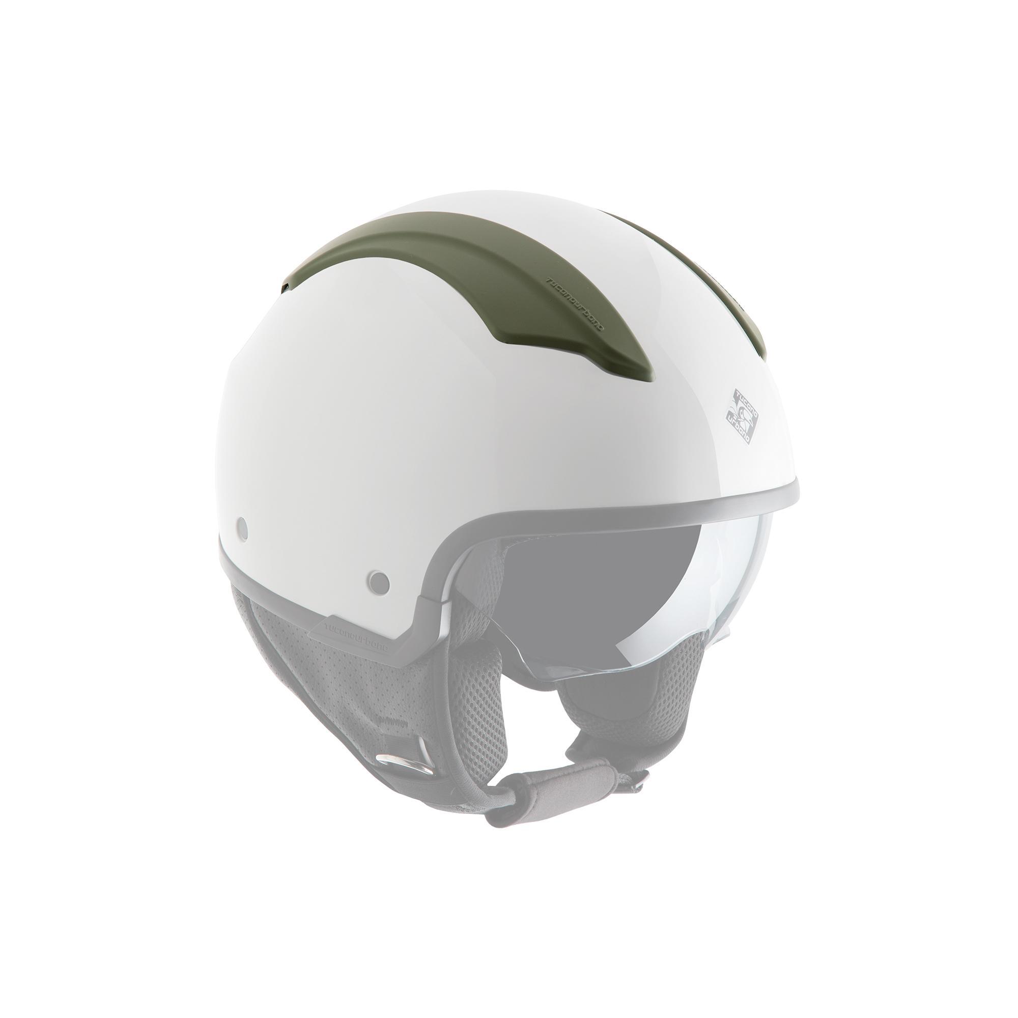 Cover Copri-aerazione Per Casco El'fresh Verde Airborne Opaco