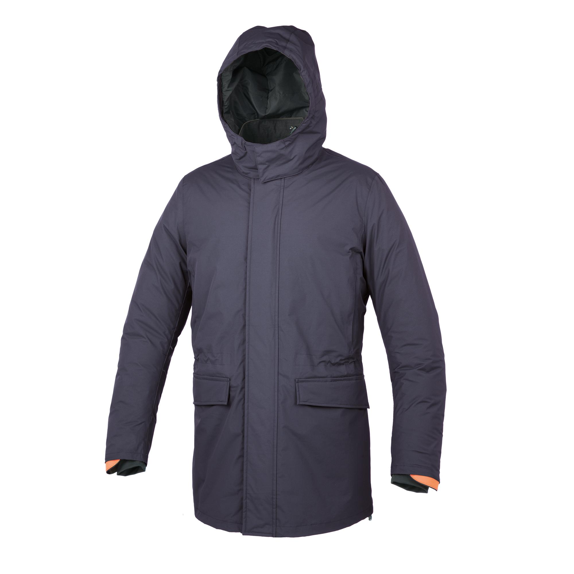 Parka Central Park Dark Blue