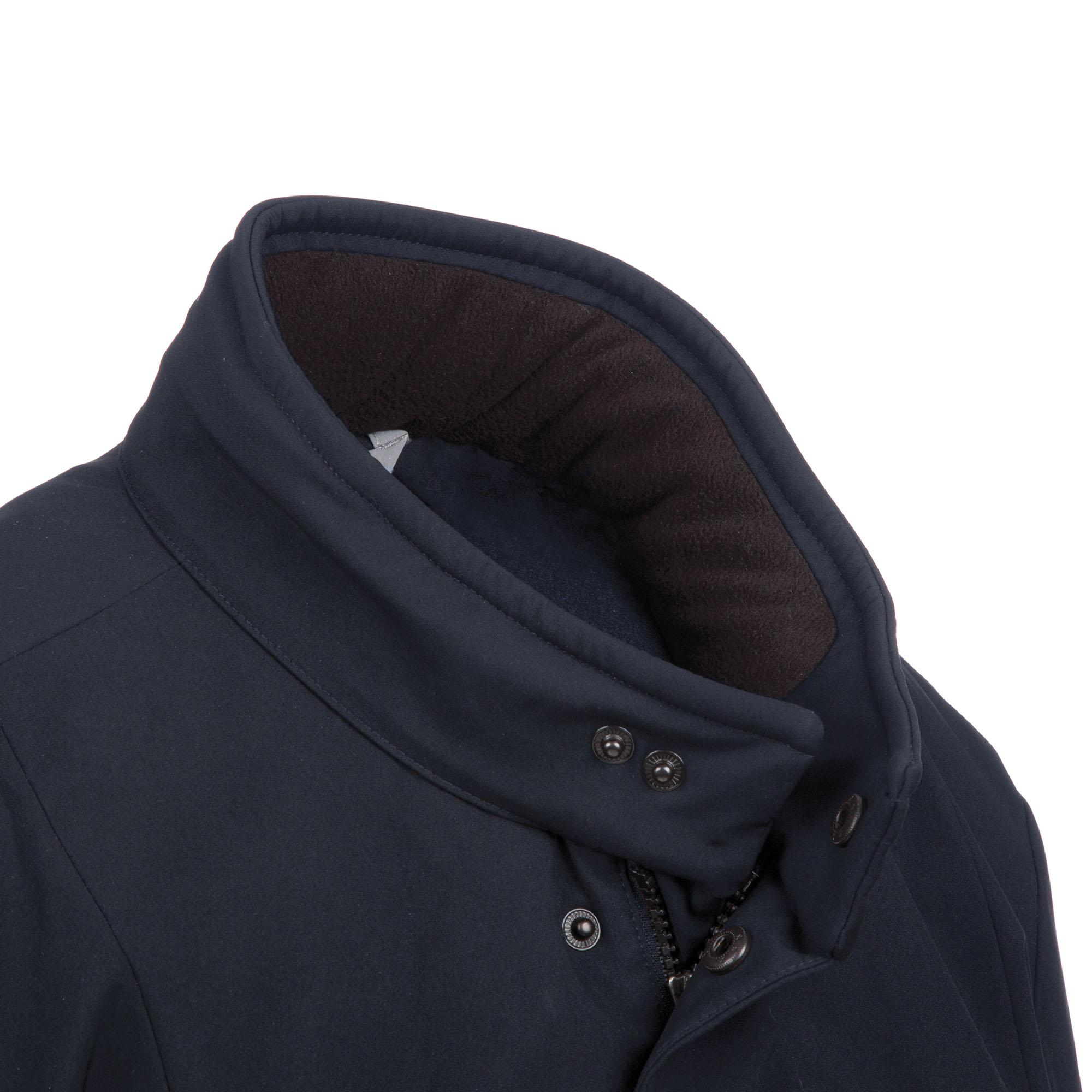 Car Coat Nashi Dark Blue