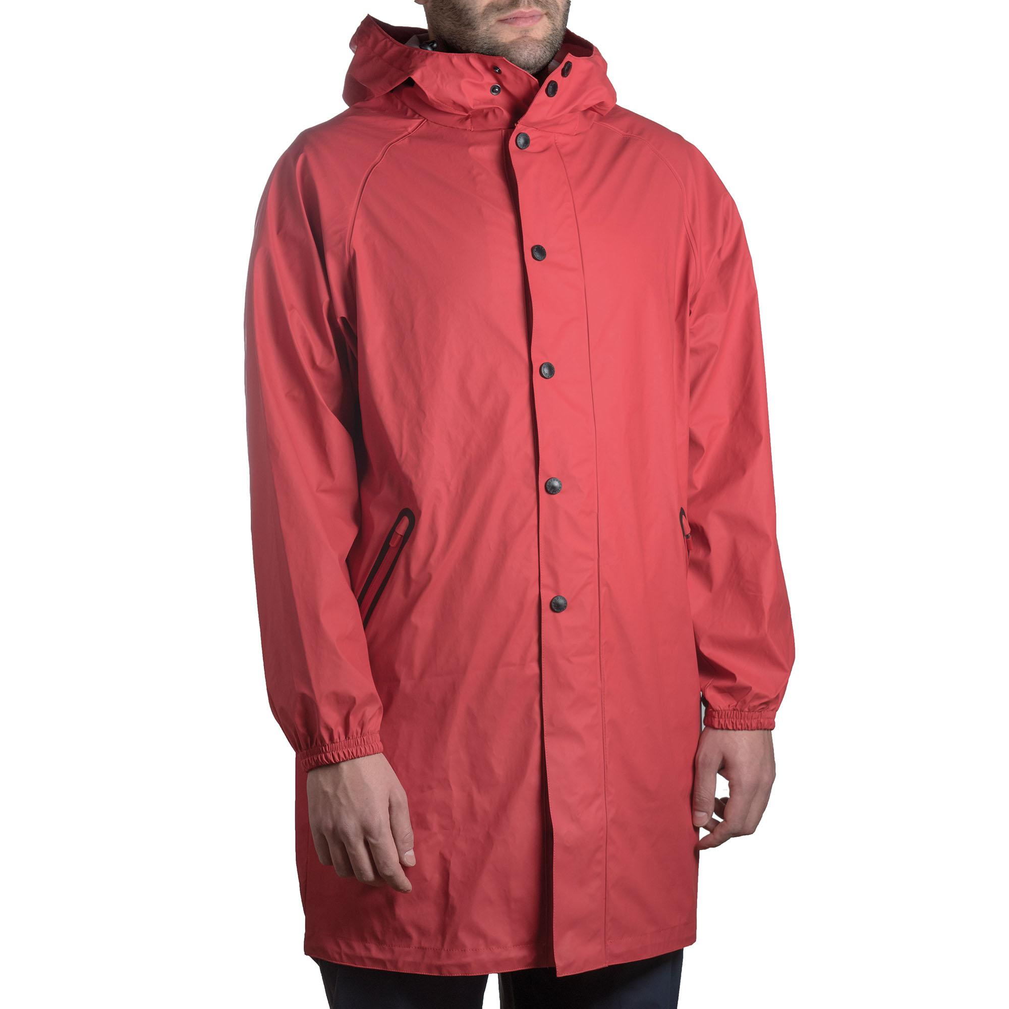 Fishtail Parka Pluvia Red