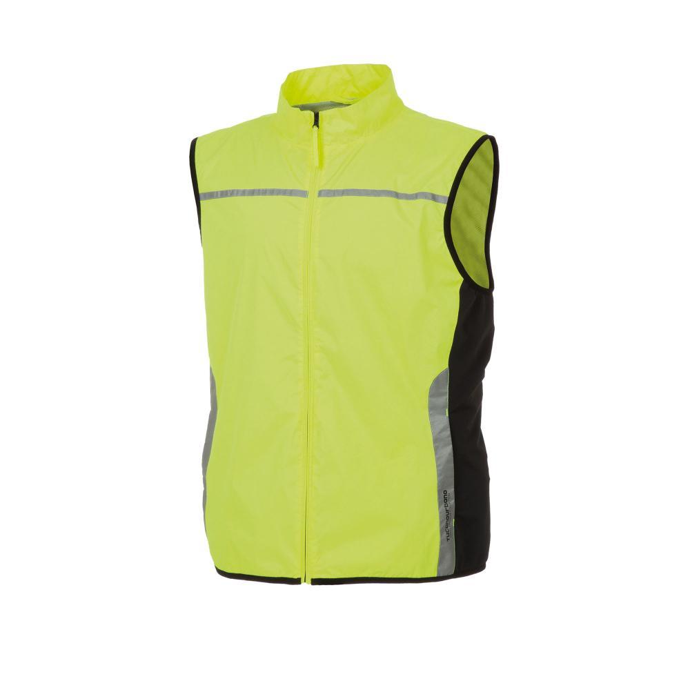 tucano urbano jackets and gilets fluorescent yellow