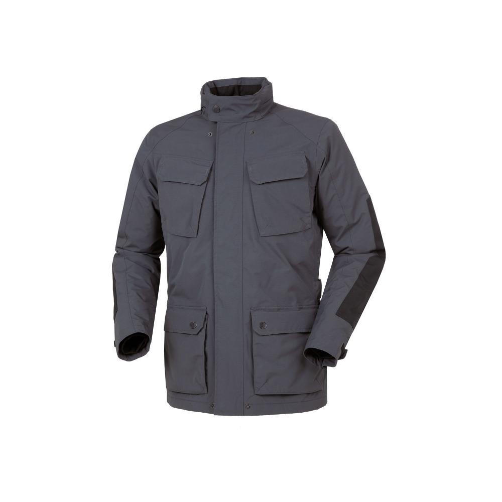 tucano urbano giacche e gilet grigio