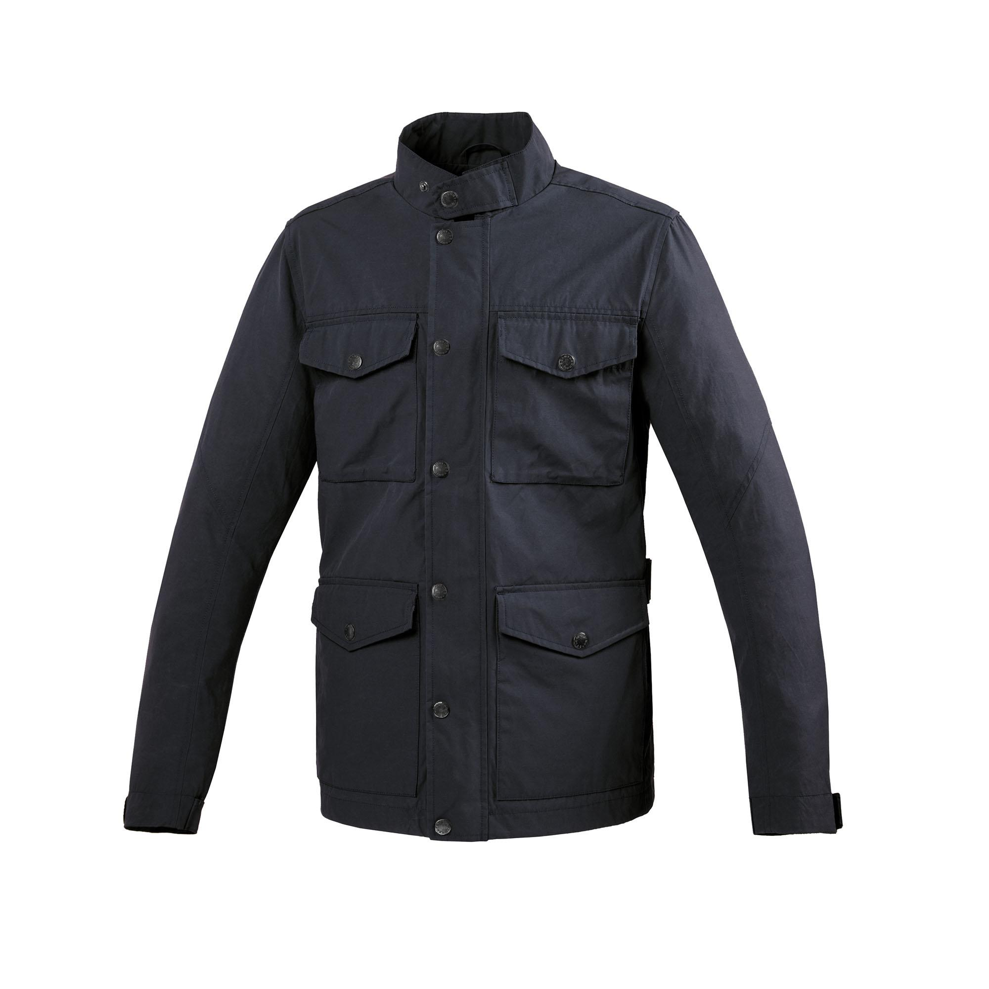 Field Jacket Robert Blu Scuro