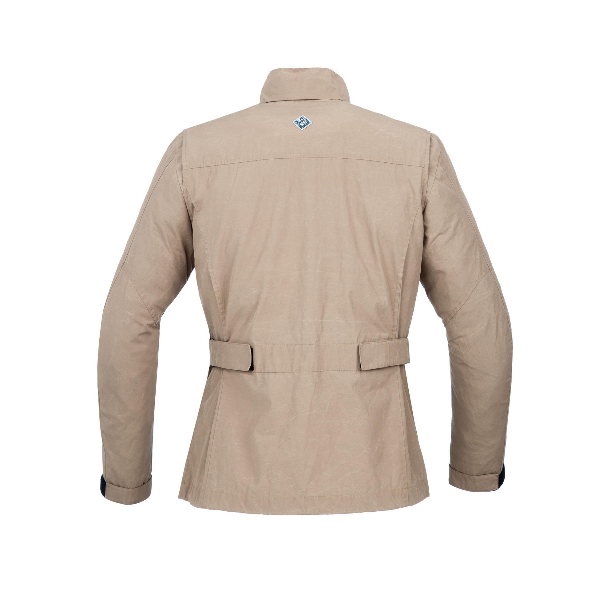 Field Jacket Robert Kaki